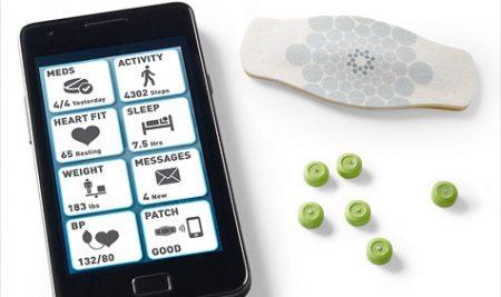 Chips em remédios agora pode enviar sinais para seu Smartphone